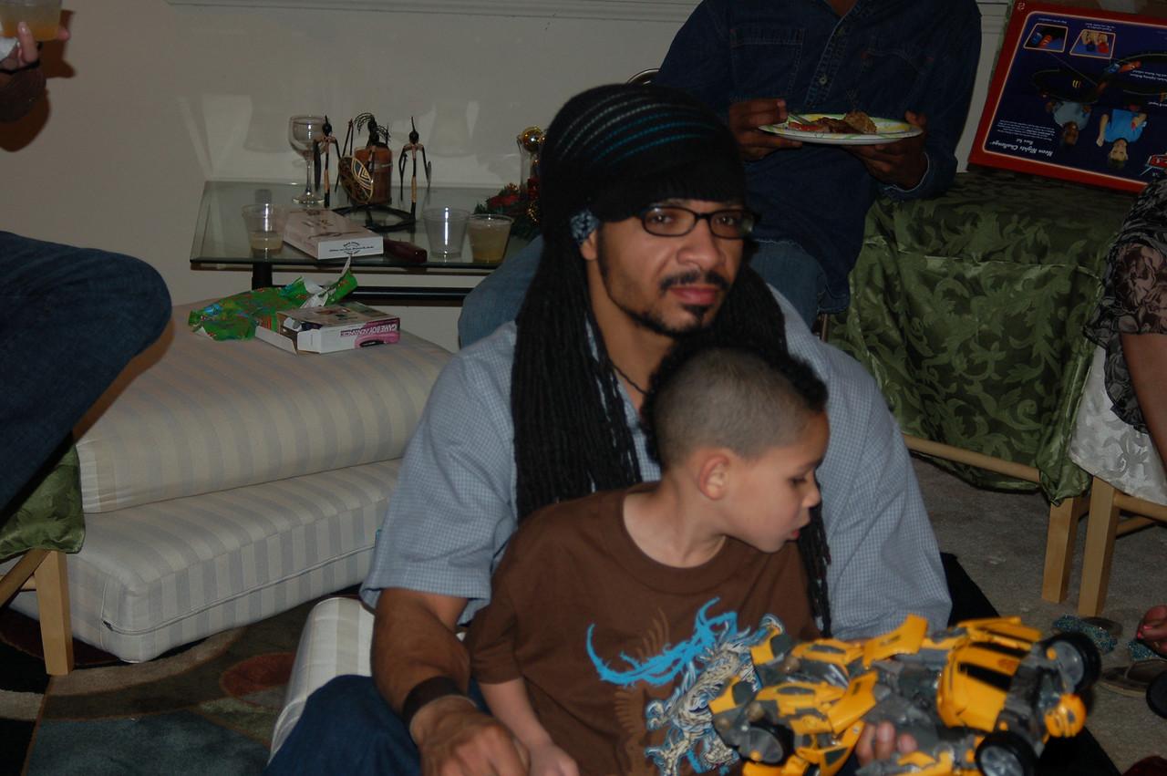 Ravi and Amiri