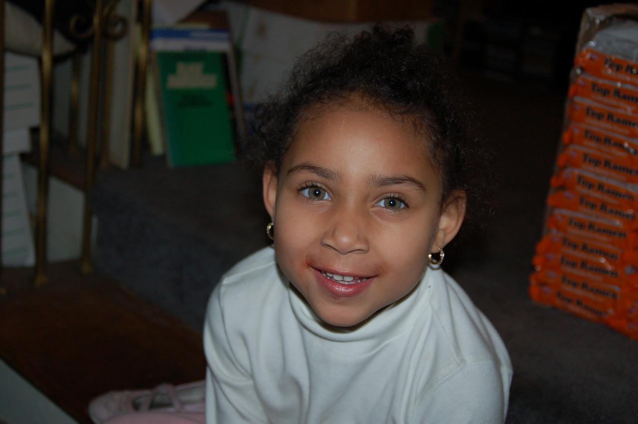 Granddaughter Sakari