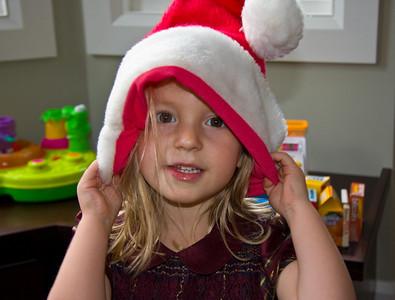 Christmas 2008 at Gregg & Caroline's home