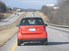 Saw a Smart Fortwo on I-26. 12/23