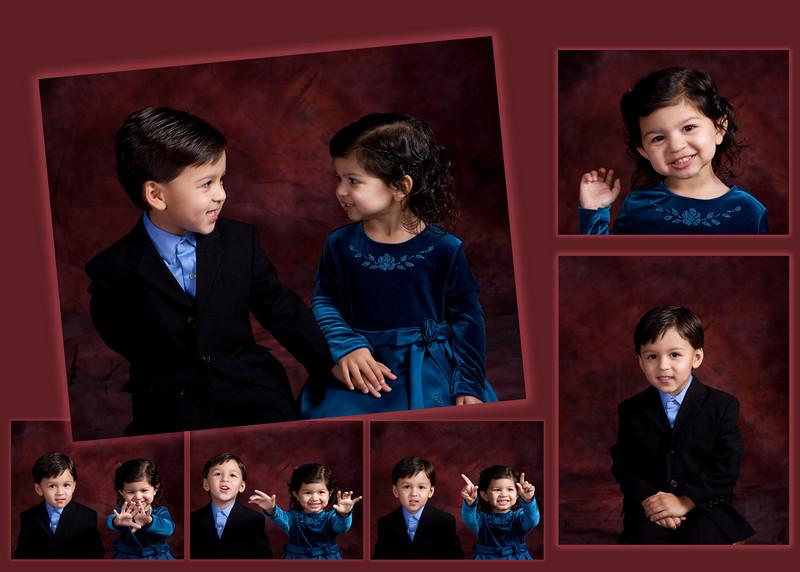 Christmas 2008 - Card Photo