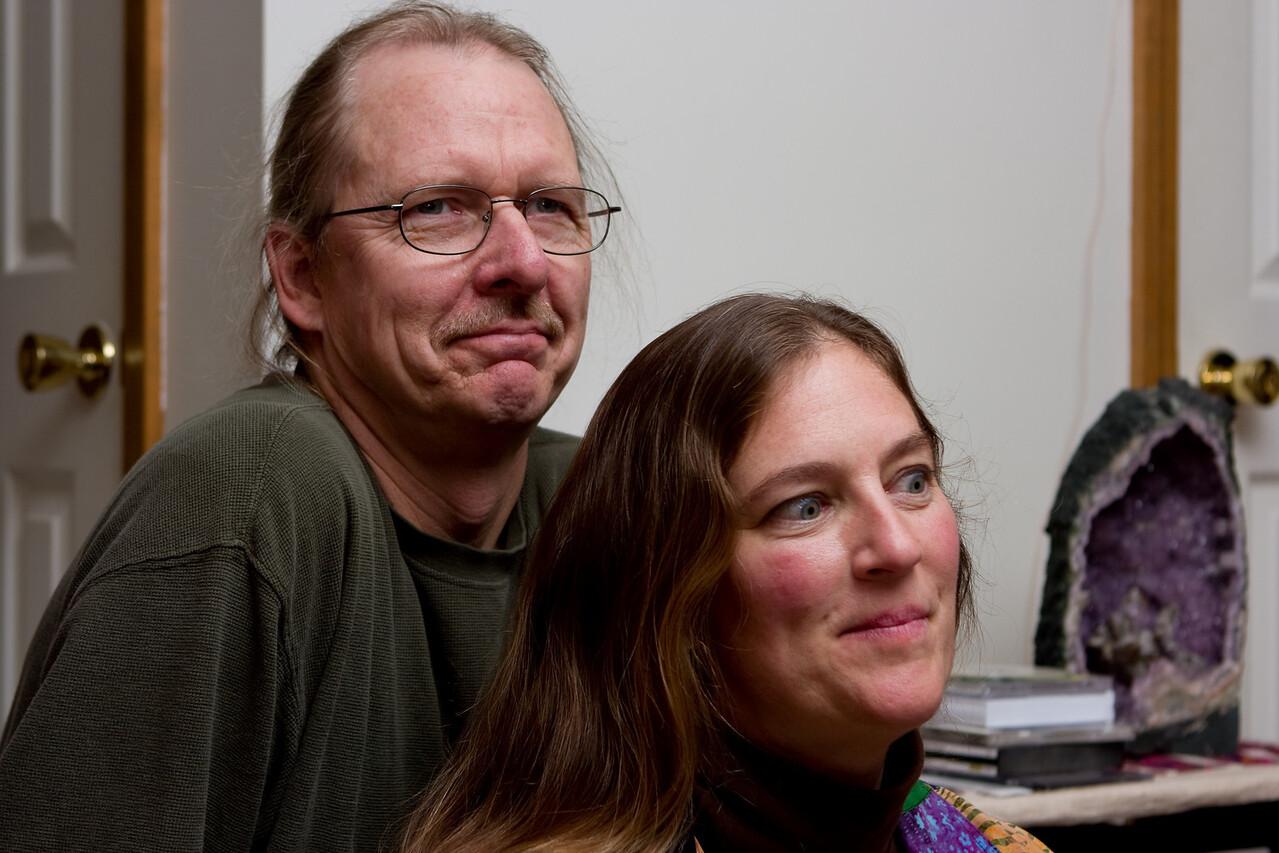 Lisa and Phil.