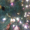 Las Americas Christmas tree was the finest I saw at any San Diego mall in 2008.