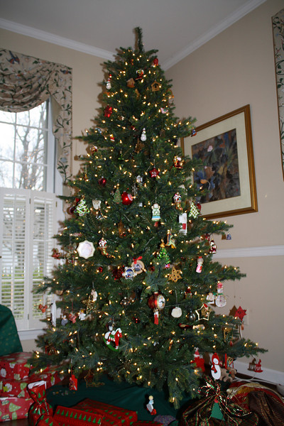 Mom & Dad's Christmas tree
