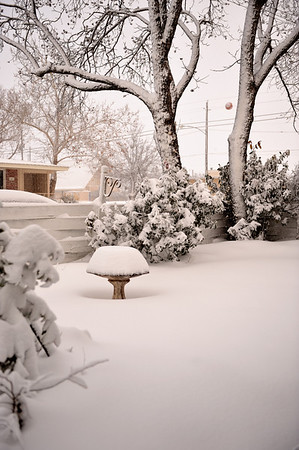 Christmas 2009 - Henrietta, TX