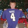 Now he's a Favre fan?