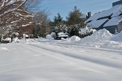 Snowstorm 2009