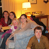Katelyn, Lindsey, Carter, Ellie, and Flora.