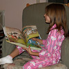 Christmas Eve reading by Josie.