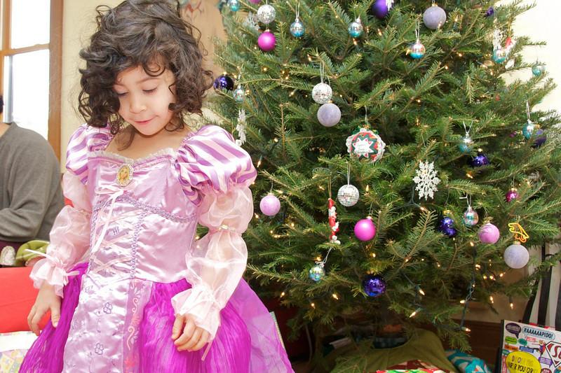 The beautiful princess Cyane!