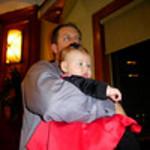 Mike with Mackenzie