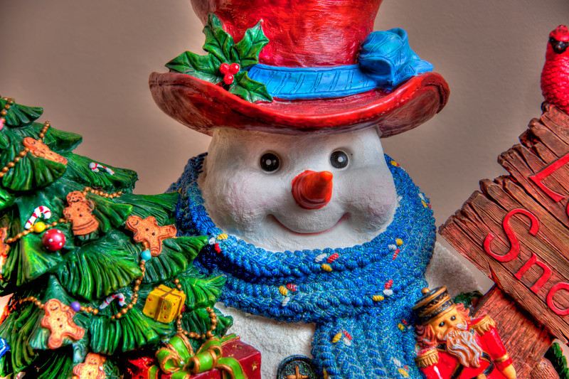 Frosty at Julie's House says it all!