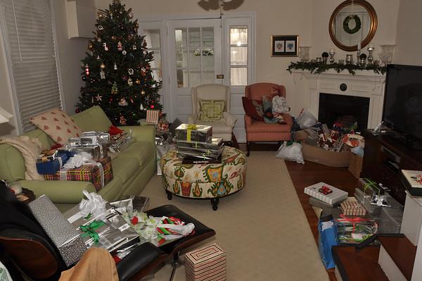 Christmas 2011 - Caroline