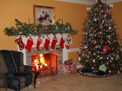 Gibson big ole Christmas Tree!