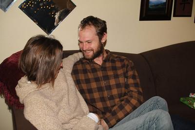 Catherine & Drew - Christmas 2011