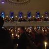 Christmas Eve candlelight (12.24.11)