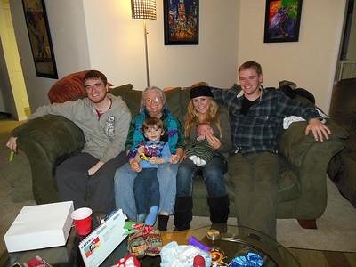 Christmas 2012:  December 24-29