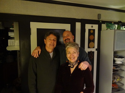 Me, Jeff and Diane.