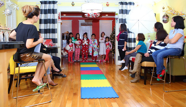 Children Christmas Fashion Show