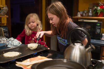 pancake morning 2