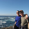 Greg & Gav at Point Lobos