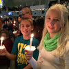 Candlelight service at Paramount (12.24.13)