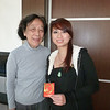 "Linh and ""Yi-Ma"" Christine."