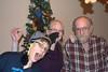 Logan, me, and Dad, 12/24/2014