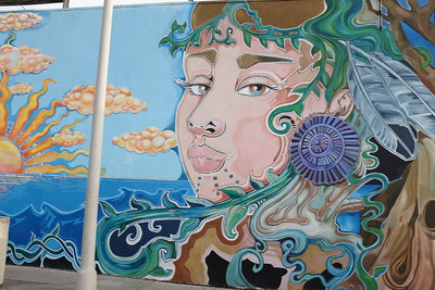 Main St @ Ocean Park in Santa Monica