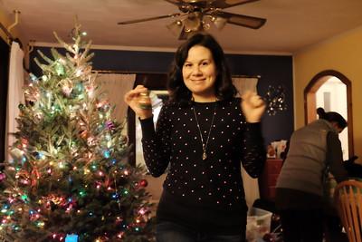 Christmas = Becca Happy