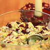Broccoli/cranberry salad