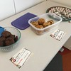 The designers' floor also had a cookie swap, where people brought cookies in and laid them out to be enjoyed. I didn't have any but they sure looked good! 12/11/2017
