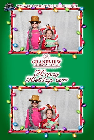 Grandview Retirement Christmas 2017
