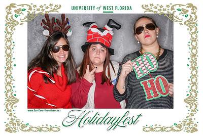 UWF Holidayfest 2017