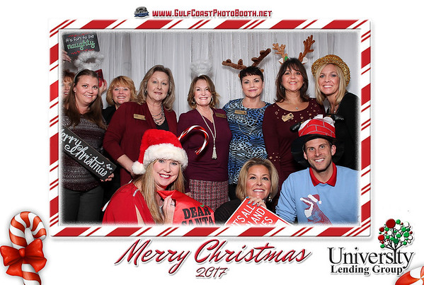 University Lending Group Christmas 2017