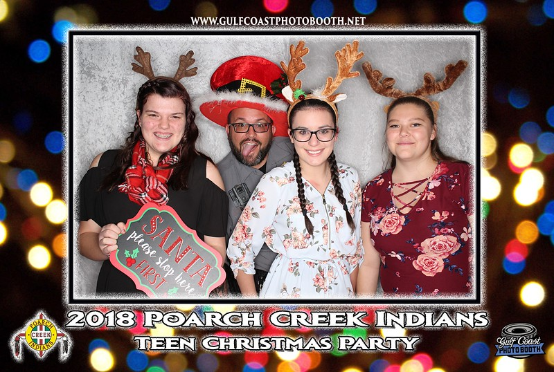 007 - Poarch Creek Indian Christmas 2018
