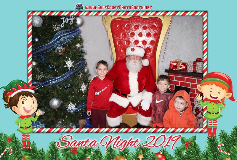 003 - Santa Night 2019
