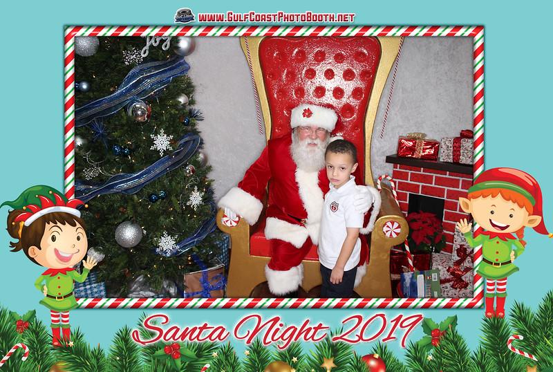 009 - Santa Night 2019