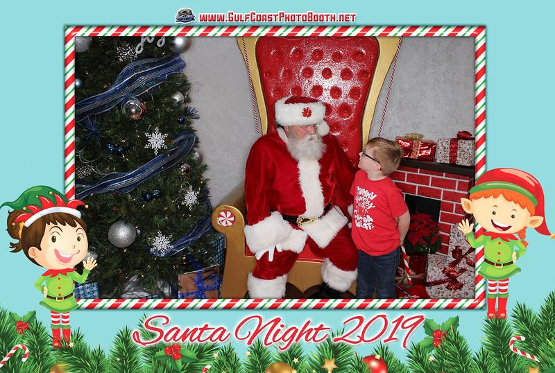 001 - Santa Night 2019