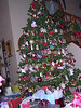 Patricia always has a delightful Christmas tree.