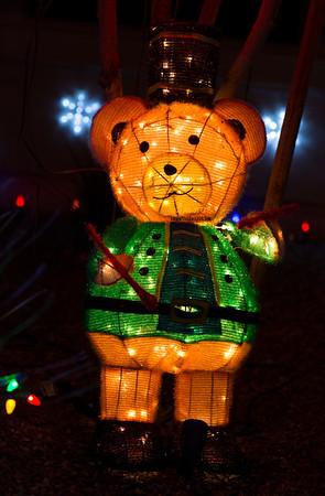 Xmas Bear 3823