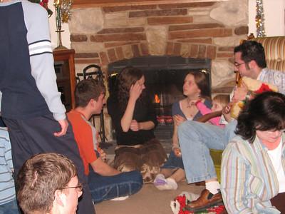 Christmas Caroling 2006