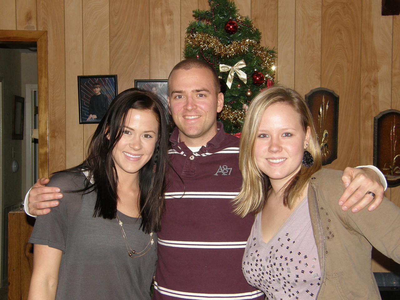 Brother and sisters!  Sarah Jane, Luke Van,  and Katie Brooke.