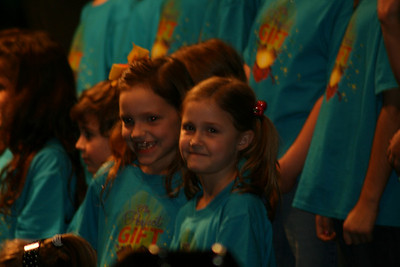 Christmas Choir Church 2008