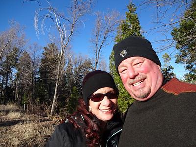 Arrowhead Ridge Hike for Christmas Day, Lake Arrowhead CA December 25, 2014