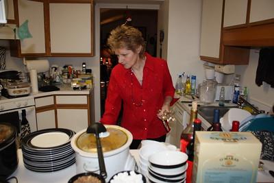 20101225 Christmas Dinner 029