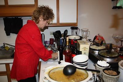 20101225 Christmas Dinner 027