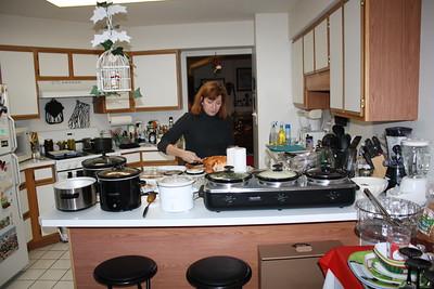 20101225 Christmas Dinner 014