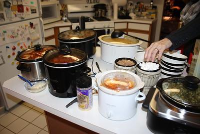 20101225 Christmas Dinner 018