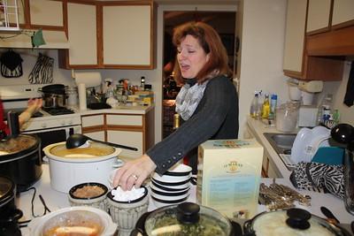 20101225 Christmas Dinner 019
